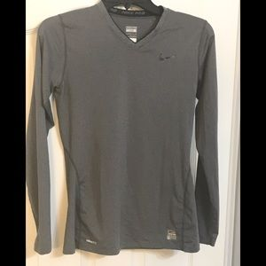 Nike Pro Fit Athletic Long Sleeve shirt - Small